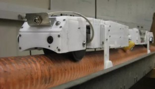 Robotic Cable Inspection System