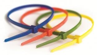 Использование кабельных стяжек