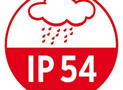 Что значит IP54 на светильниках?