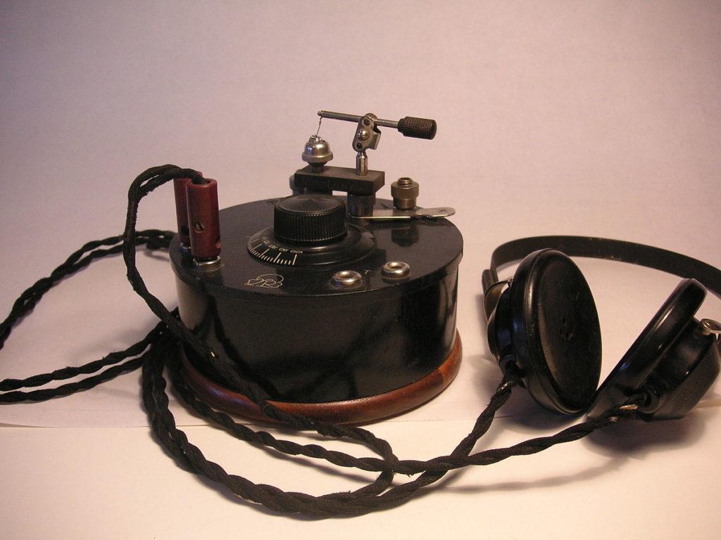 детекторный приемник схема работы